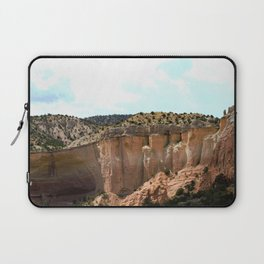 Rock Amphitheater, on the Road from Chama to Santa Fe Laptop Sleeve