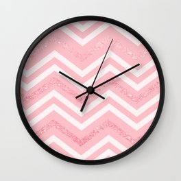 Tickled Wall Clock