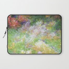 Nature's Abstract Laptop Sleeve