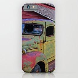 Yesterday's Dream iPhone Case