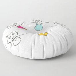 Babies Floor Pillow
