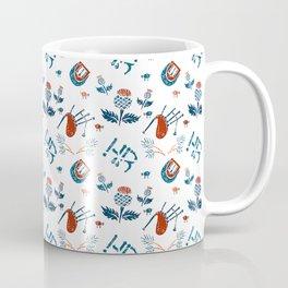 Highland Reign - Pipes and Thistles Coffee Mug