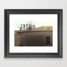 letoh Framed Art Print