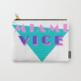 Miami Vice 80s Carry-All Pouch