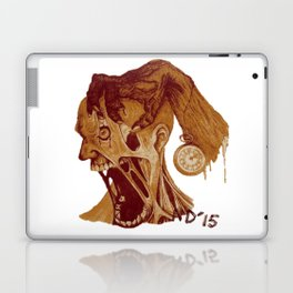 It's Time Again Laptop & iPad Skin