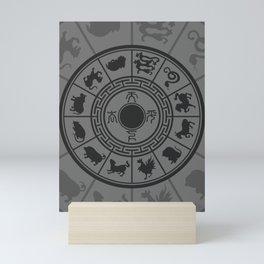 Year of the Dragon Mini Art Print
