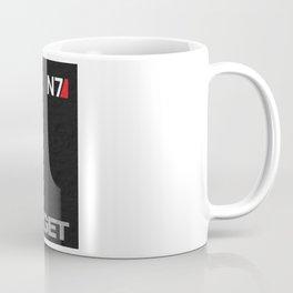NEVER FORGET - Mordin Solus- Mass Effect Coffee Mug