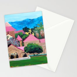 Stanford Quad Stationery Cards