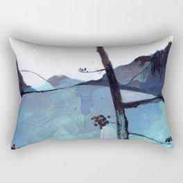 ALASKA SKETCHBOOK Rectangular Pillow