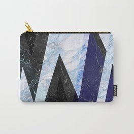 Marble stone ( frozen ) Carry-All Pouch