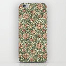 """William Morris """"Honeysuckle"""" 1. iPhone Skin"""