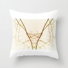 branches#01 Throw Pillow