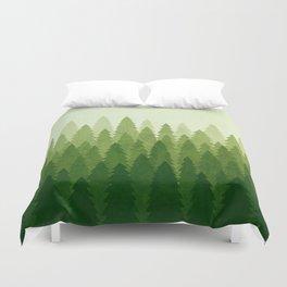 C1.3 Pine Gradient Duvet Cover