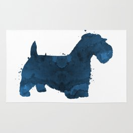 Sealyham terrier Rug
