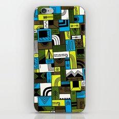 Jeff iPhone & iPod Skin