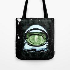 Astro Reptoid Tote Bag