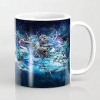 mythology Mugs featuring Mythology by theycallmeteddy
