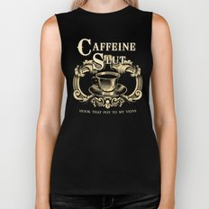 Coffee Homage Biker Tank