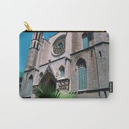 Basilica of Santa Maria del Mar Carry-All Pouch