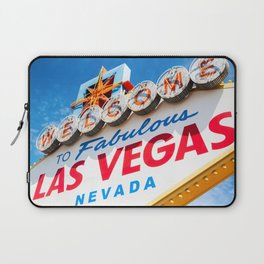 Welcome to Vegas Laptop Sleeve
