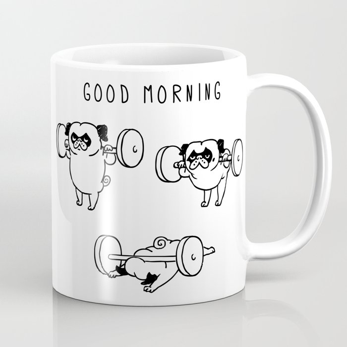 Good Morning Coffee Mug