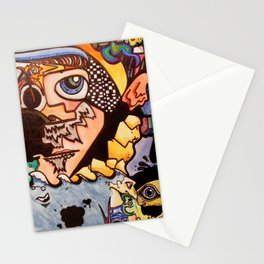 Surreal in Boulder Stationery Cards