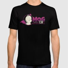 Mognet Mens Fitted Tee Black MEDIUM