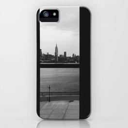 grid manhattan iPhone Case