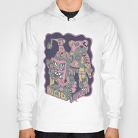 acid Hoodies featuring acid lunch by Andrea Moresco