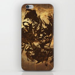 Arty Abstract iPhone Skin