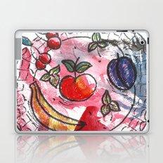 Fruit on a platter Laptop & iPad Skin