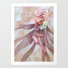 Beyond: Angel Art Print