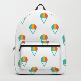 Aloha Shave Ice Backpack