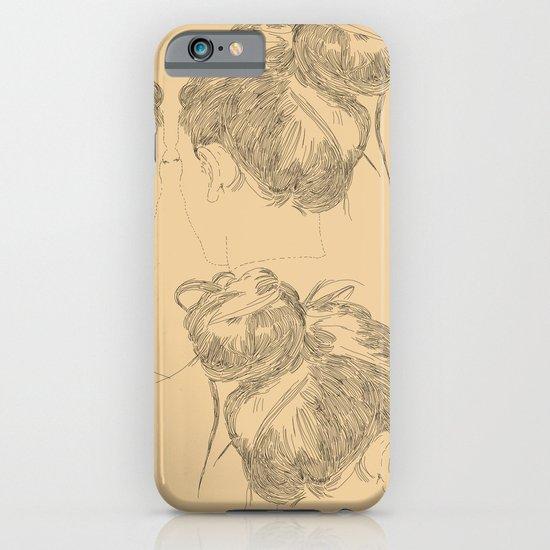 Chignon iPhone & iPod Case