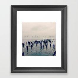 """Liminal Worlds"" by Maria Popova Framed Art Print"