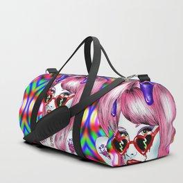 Neon Lolita Duffle Bag