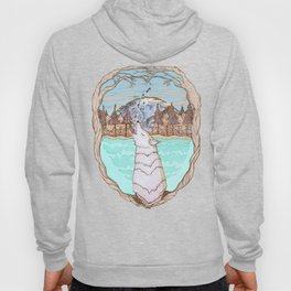 Once In A Blue Moon Hoody