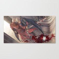 Trigger of Thymia Canvas Print