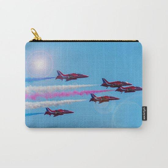 ARROWS IN FLIGHT Carry-All Pouch