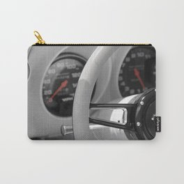 The Driver's Seat Carry-All Pouch