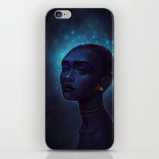 Song of the stars iPhone & iPod Skin