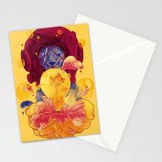 La Lumiere (Yellow) Stationery Cards