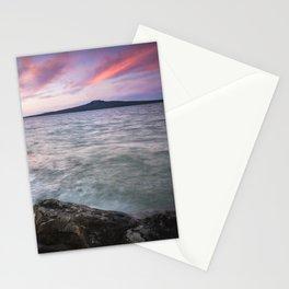 Rangitoto Stationery Cards