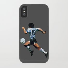 El Diez iPhone Case