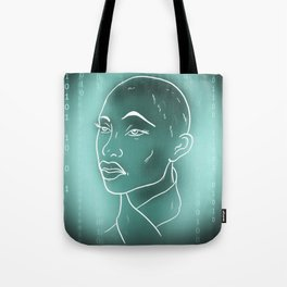 Vivienne the AI Tote Bag