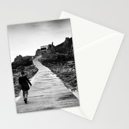 Corbiere lighthouse Stationery Cards