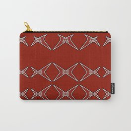 Stars Parade-red Carry-All Pouch