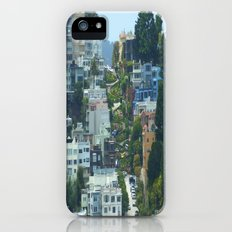 Lombard Street, San Francisco Slim Case iPhone (5, 5s)