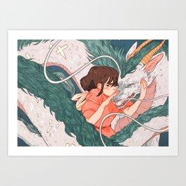 Only Love Can Break a Seal Art Print