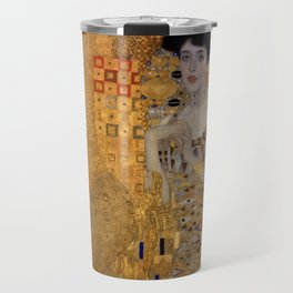 Gustav Klimt Travel Mug